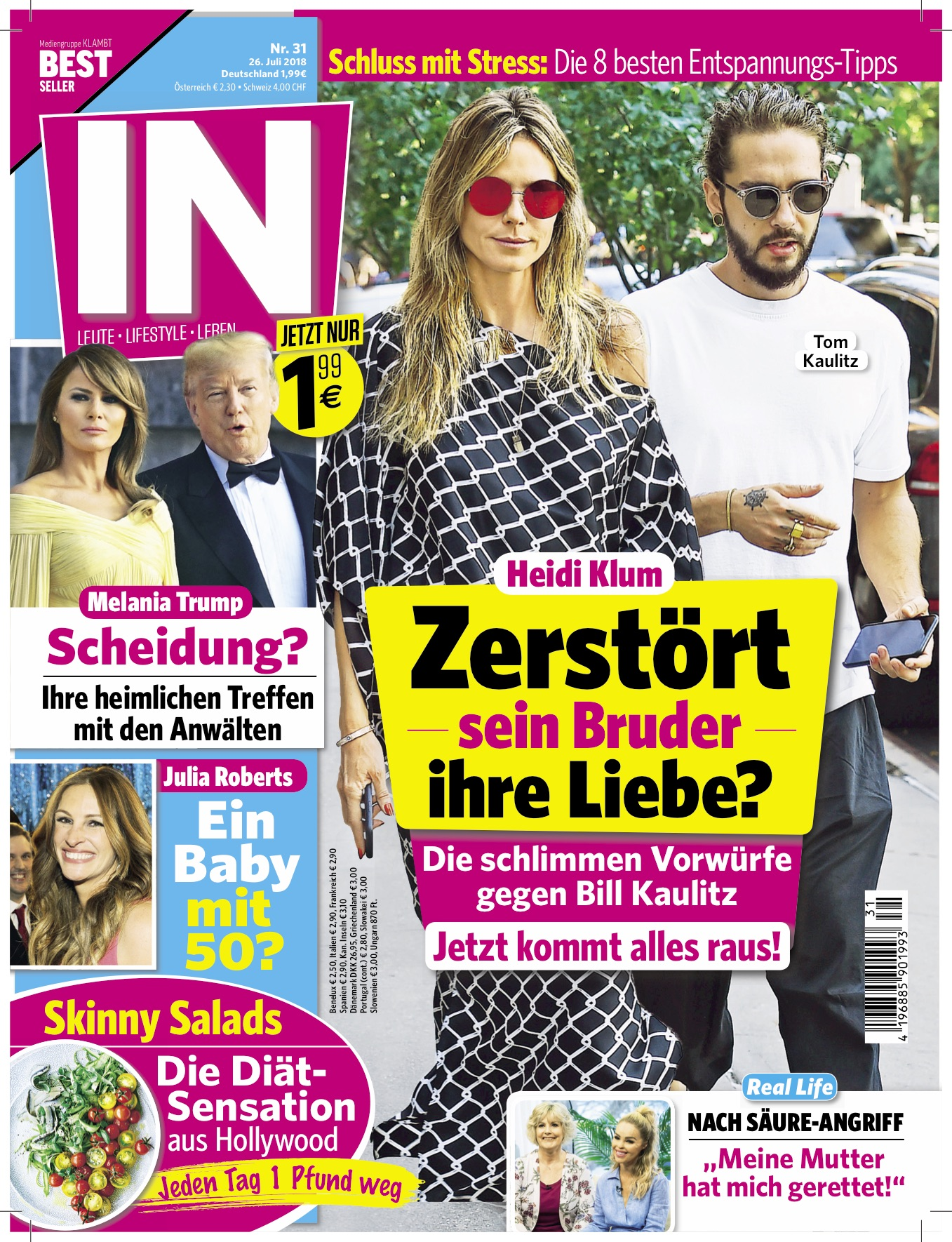 In Magazin 26. Juli 2018