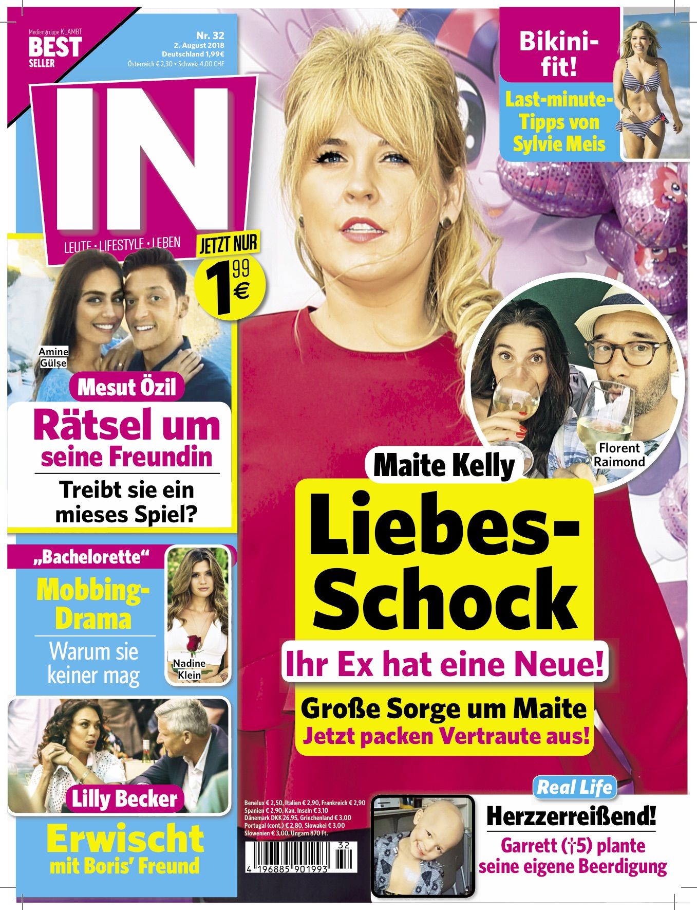 In Magazin 02. August 2018