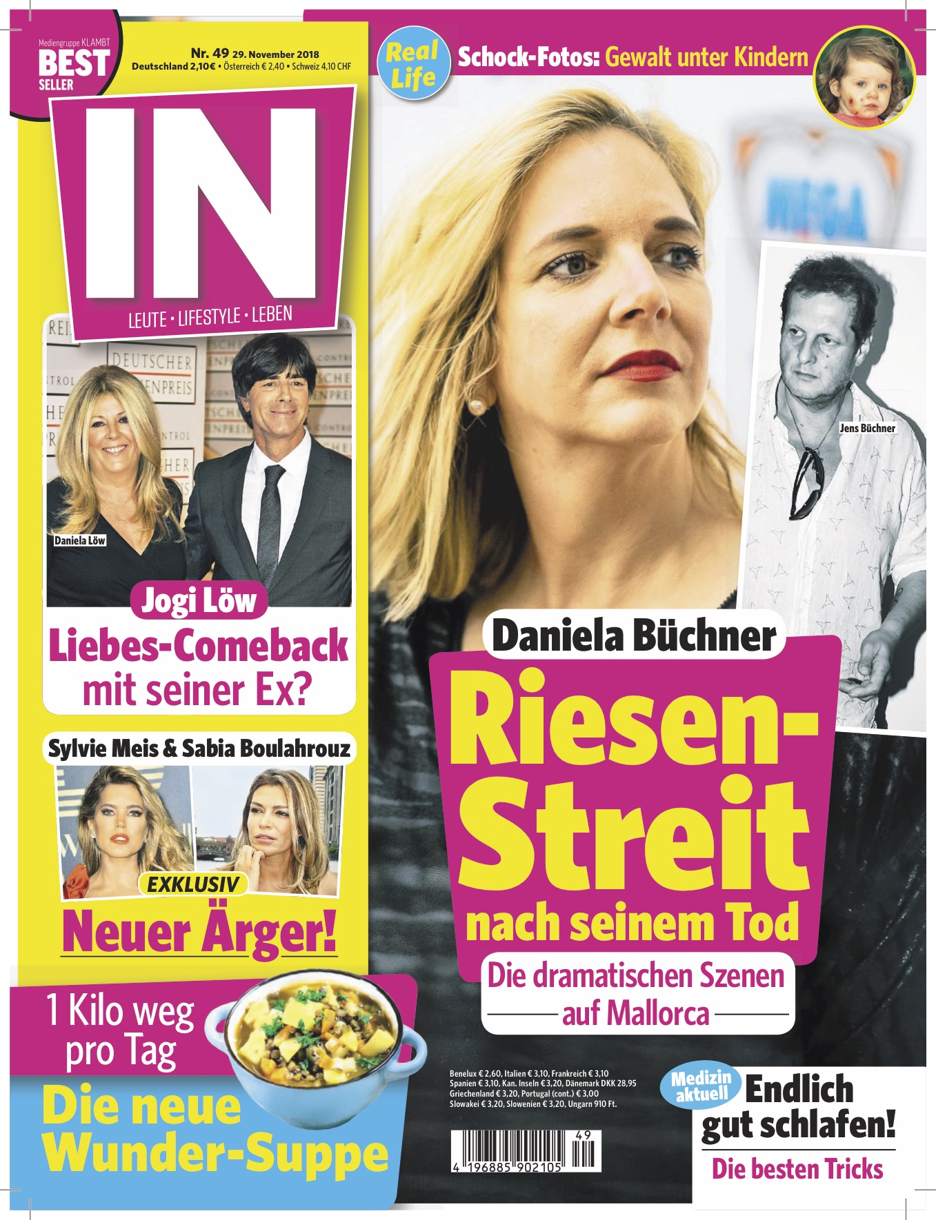 In Magazin 29. November 2018