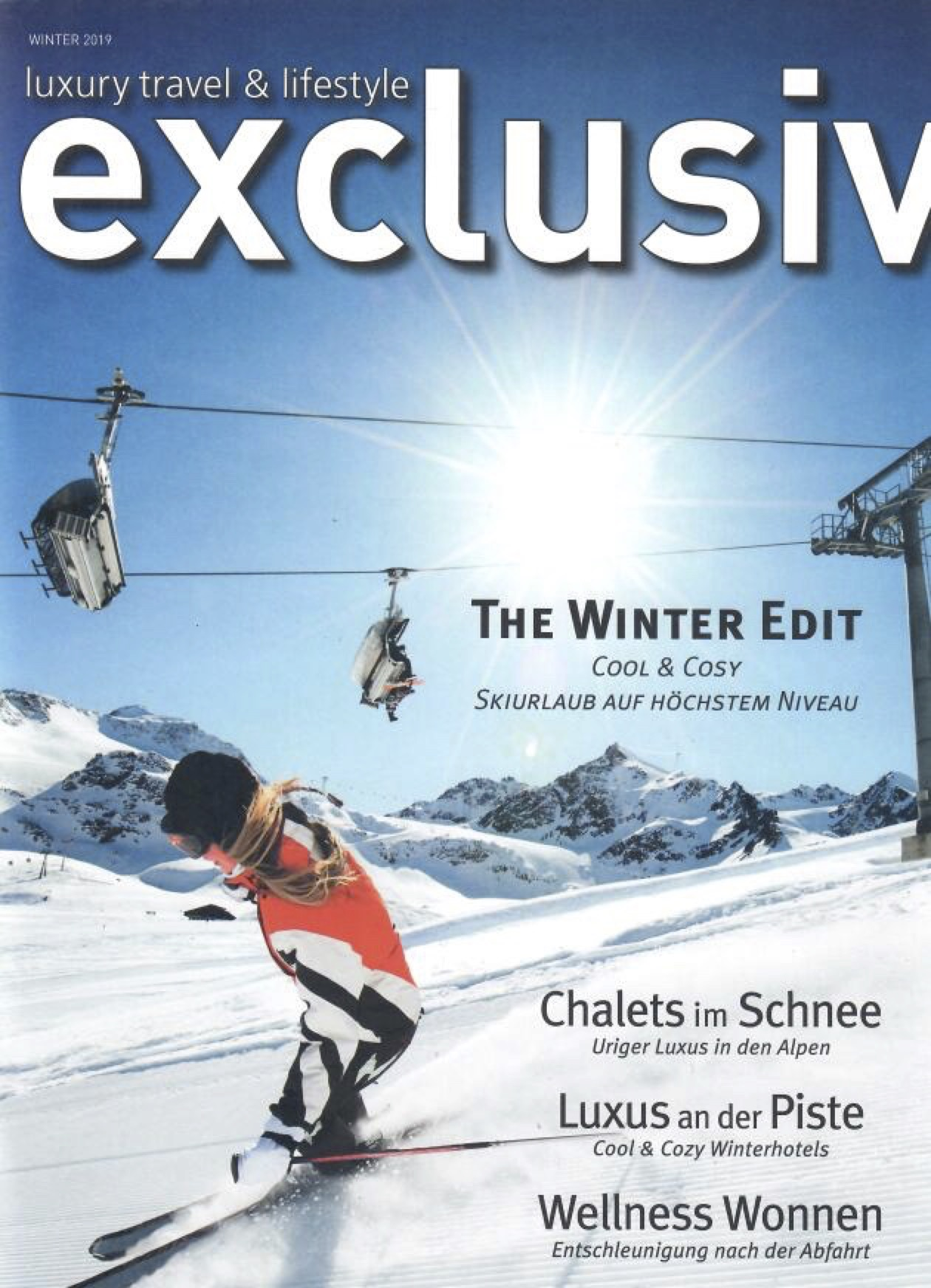 exklusiv luxury travel & lifestyle Winter 2019