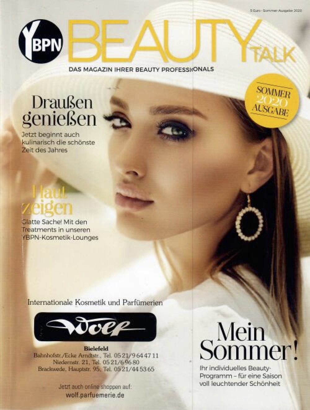 Beauty Talk Sommer 2020