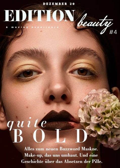 Edition Beauty December 2020
